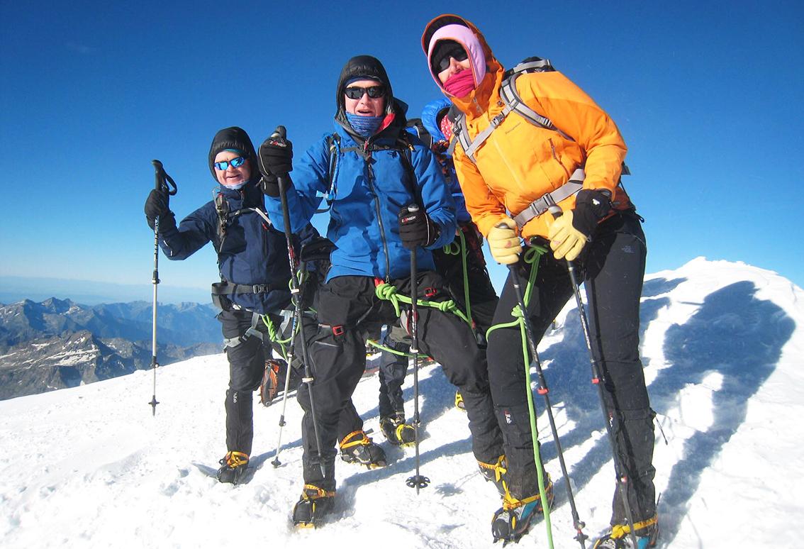 Glenwalk Alps trip
